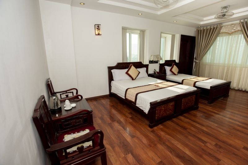 1 Giường nhỏ+1 Giường lớn